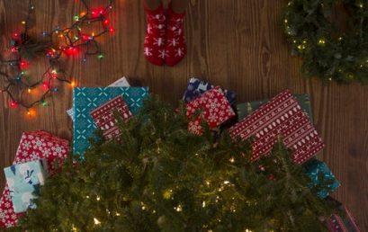 Célébrations de fin d'année et échange de cadeaux!