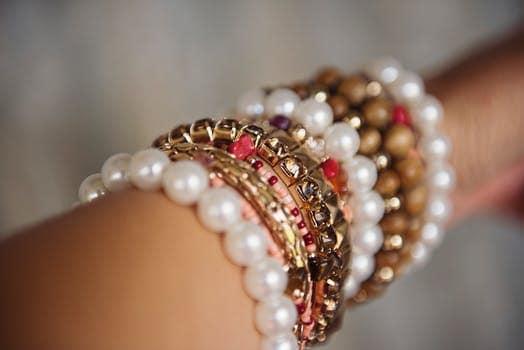 Atelier de confection de bijoux