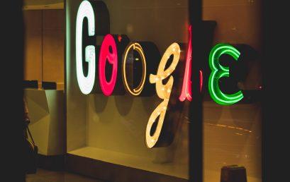 En 2018, Google, me voilà!