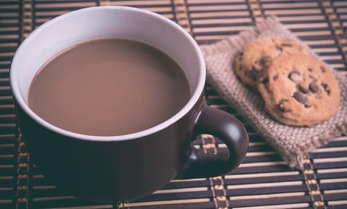 Café, chocolat chaud et lectures inspirantes