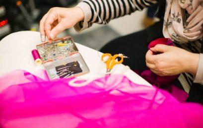 Atelier créatif de couture